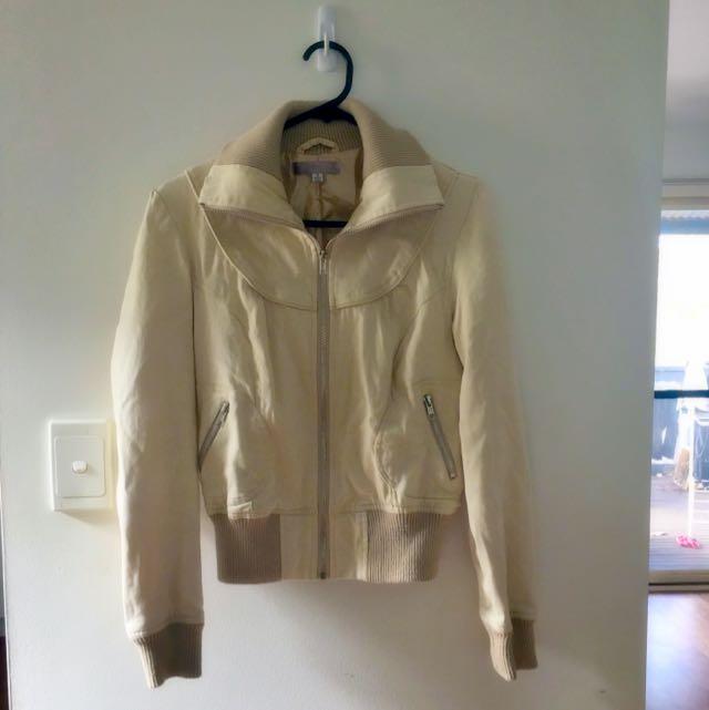 Temt Cream Jacket