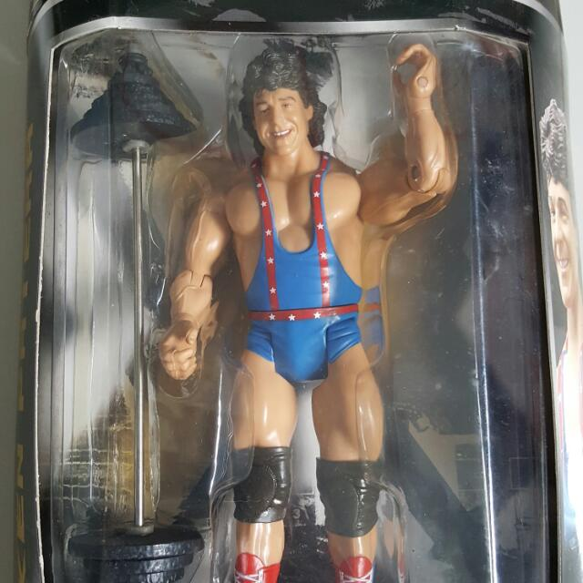 Wwf Wwe Wcw Ecw Tna Classic Superstar Ken Patera Toys Games On