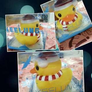 黃色小鴨(聖誕)紀念版