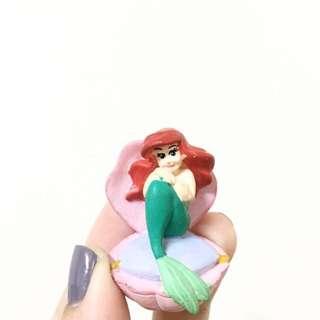 迪士尼 愛麗兒 小美人魚 Ariel 公仔 老物
