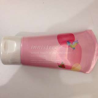 Innisfree Sweet Touch Of Joy Hand Cream With Mangosteen