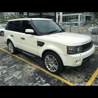 Range Rover Autobiography 5.0 L