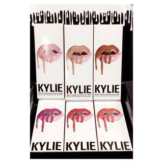 Kylie Lip Kits - Matte