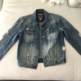 NEW Guess Men's Denim Jacket