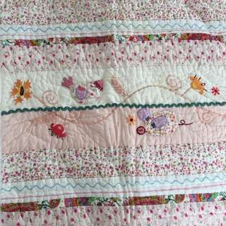 Mamas & Papas Coverlet For bassinet