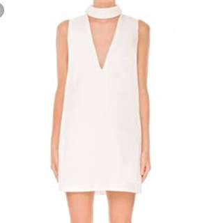 CAMEO COLLECTIVE DRESS - (Ivory)