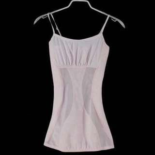 【Bast 芭絲媞】粉紅色 束衣背心 S號