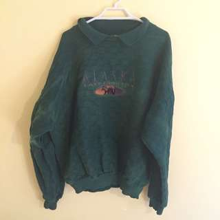 Vintage Sweater One Of A Kind
