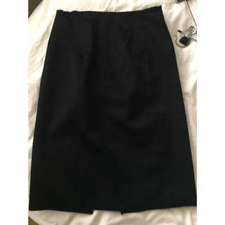 Top shop Faux Fur Skirt