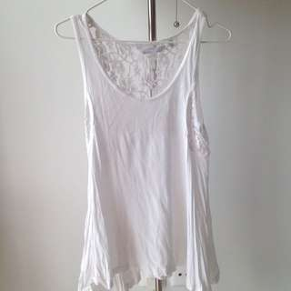 Redherring a WHITE Top