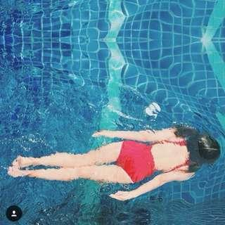泰國aprilpoolday Volleyball泳裝👙
