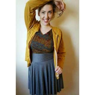 *SALE* Vintage Woolly Aztec Shirt