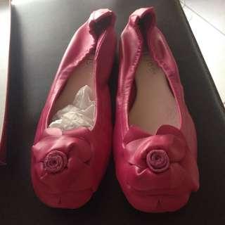 1991紅粉鞋