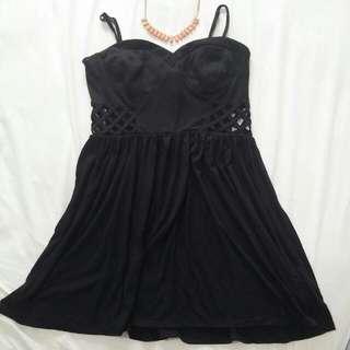 Jayjay Black Dress