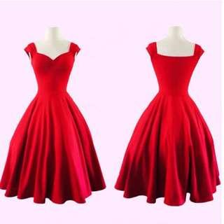 🚚 「現貨黑L」歐美版  中大尺碼 禮服 洋裝 8141