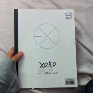 [RESERVED] EXO WOLF (Chinese Ver.)