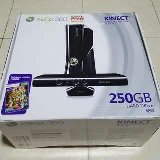 Xbox 360 Kinect 250GB