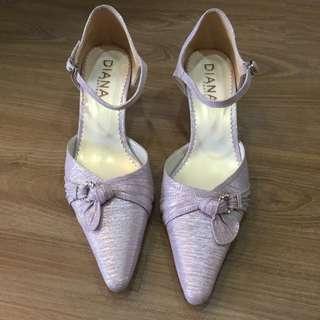 👠二手低跟鞋👠DIANA鞋