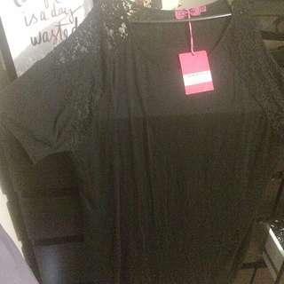 Boohoo Tshirt Dress Plus Size