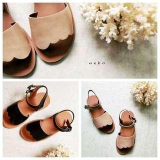 韓 Neko 涼鞋