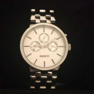 Silver Mimco Watch