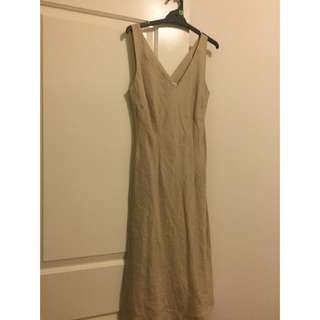 Linen Esprit Dress