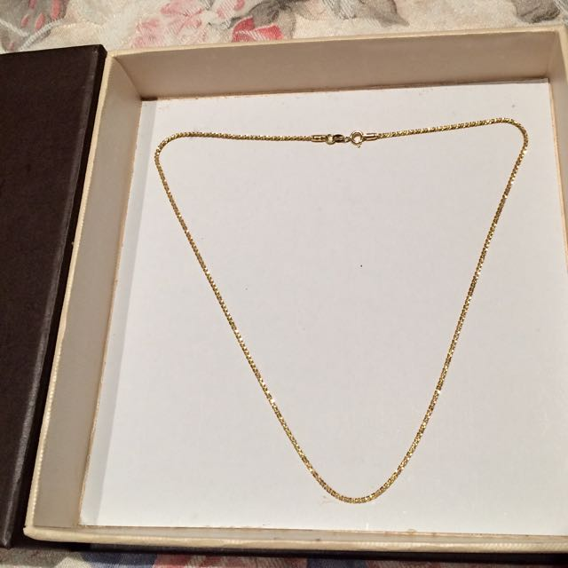 18ct Necklace