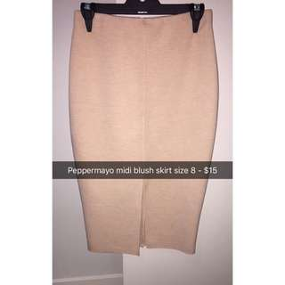 Peppermayo Midi Skirt