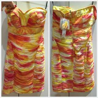 Colour Tube Dress