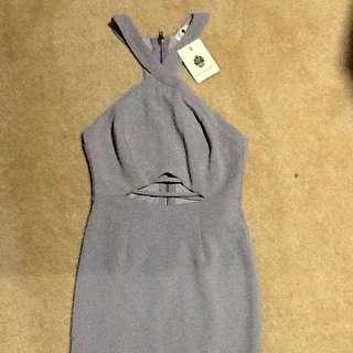 NEW Purple (Lilac) Cutout Dress
