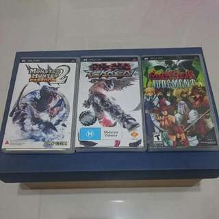 Pre-owned PSP/NDS/3DS Games