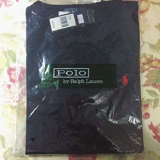 Ralph Lauren Black Tshirt - Small