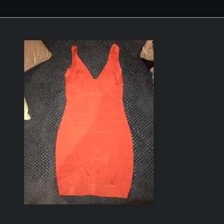 Amyic Bandage Dress Sz8