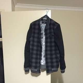 T Bar Varsity Jacket