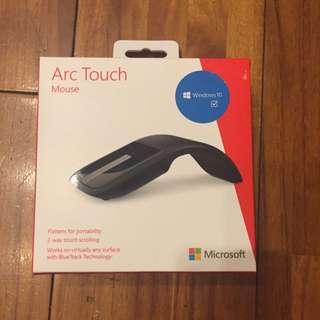 微軟Microsoft Arc Touch Mouse藍芽滑鼠