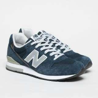 《全新》NB996 復古鞋 海軍藍