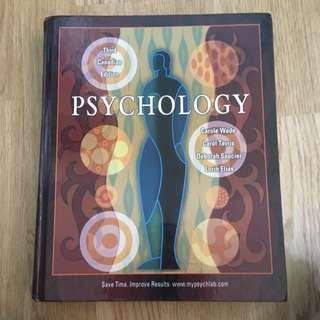 Psychology third edition