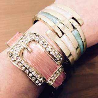 2 beautiful Bracelets