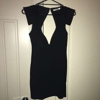 Short Dress - Work Once - Size 10
