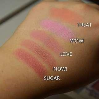 全新Makeup Revolution Powder Blush 腮紅