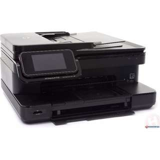 HP Printer Photosmart 7510 All-in-one (Free new ink, etc!)