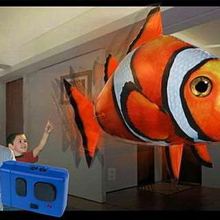飛行遙控小丑魚