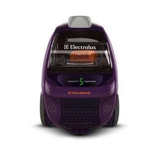 極新 Electrolux 瑞典伊萊克斯高效能無袋式抗過敏 塵螨吸塵器-ZUA-3860 配件齊全