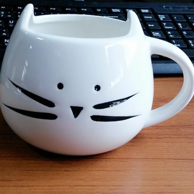 貓咪可愛造型杯