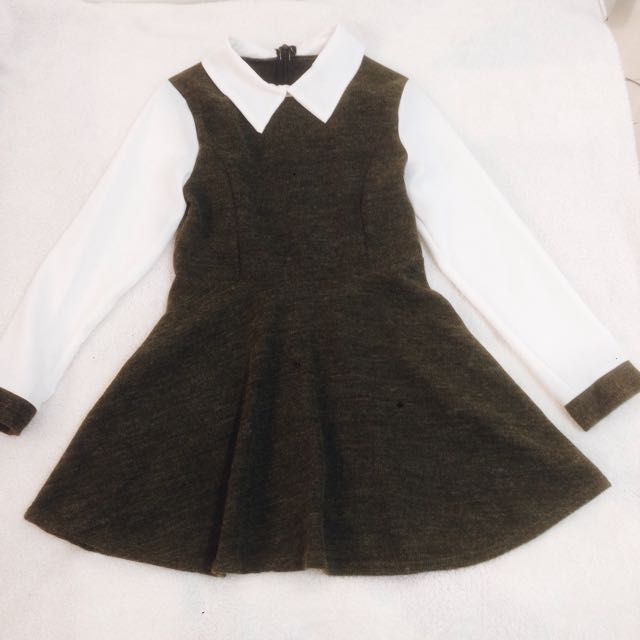 全新質感洋裝