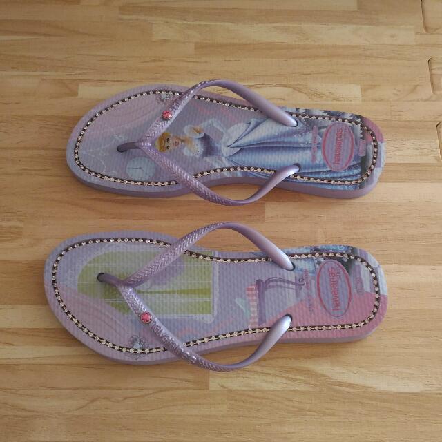 havaianas 巴西橡膠鞋