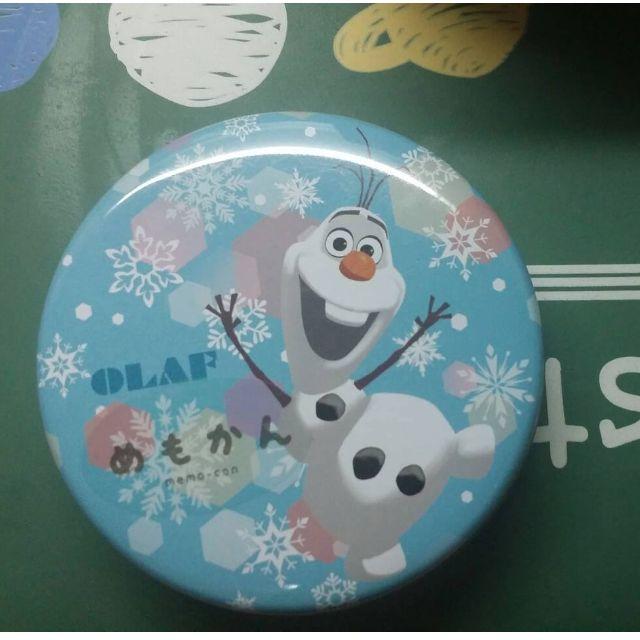 迪士尼帶回雪寶造型便條紙