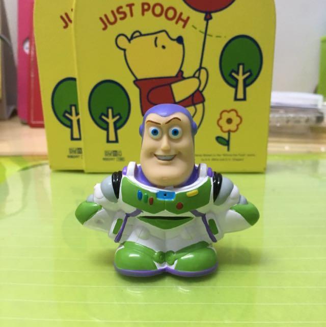 玩具總動員 Toys 巴斯 BUZZ 公仔 玩具 迪士尼