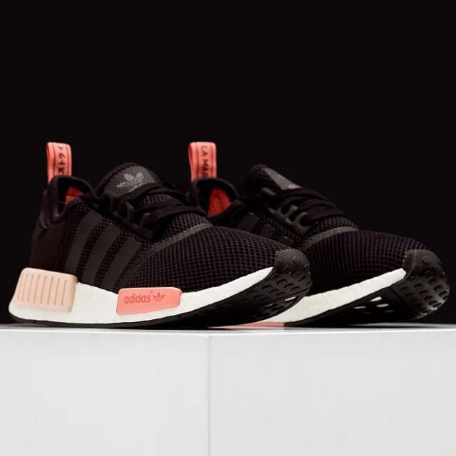 cheap for discount 1039d 7d94c Adidas NMD Runner Black Pink