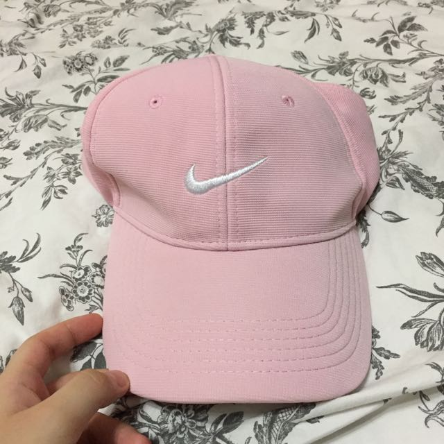 540104cd000 ... infant girl s heart swoosh 3 piece set x28 hat onez booties x29 get baby  pink nike cap womens fashion on carousell 0fc57 f1562 ...